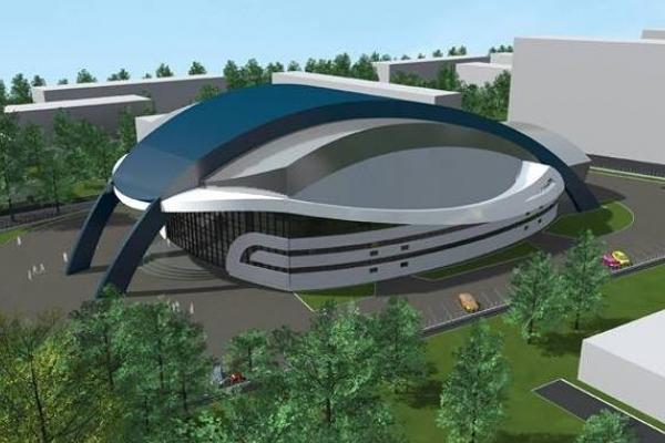У Тернополі незабаром може з'явитися Палац спорту