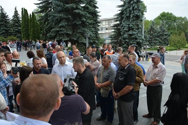 Сесія Тернопільської обласної ради: «радикали» відстоювали, відстоюють і будуть відстоювати права людей