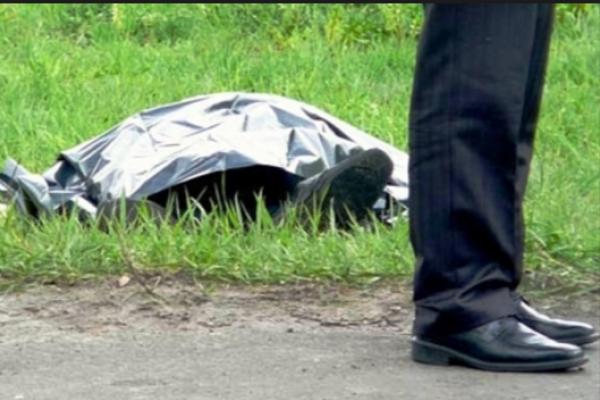 На Тернопільщині знайшли мертвого чоловіка