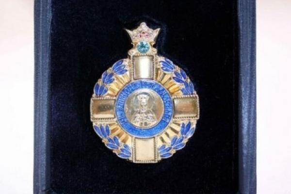 Президент нагородив жительку Тернопільщини орденом (Фото)