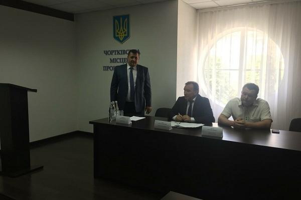 У Чортківській місцевій прокуратурі на Тернопільщині – новий керівник