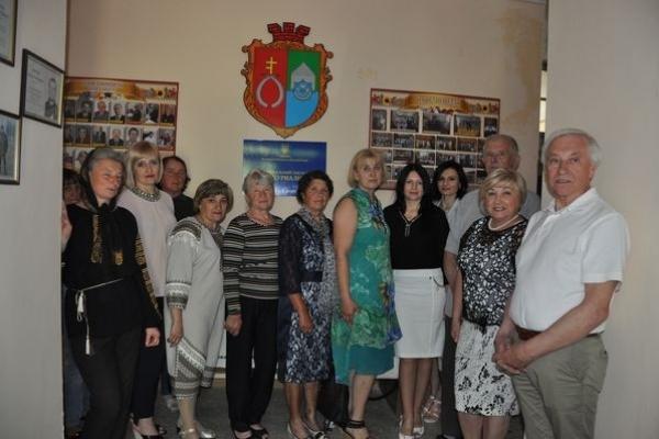 Єдиний в Україні музей журналістики приймав несподіваних гостей