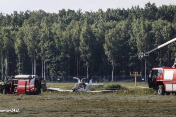 Польська поліція назвала попередню причину авіакатастрофи літака екс-голови Тернопільської ОДА