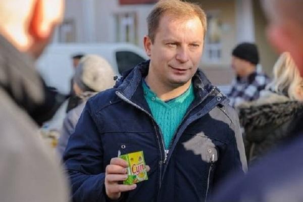 Очільник Тернопільщини рекламує квас (Відео)