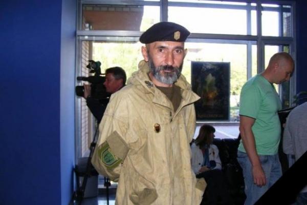 Через важку хворобу в Одесі помер відомий доброволець Душман