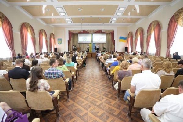 У стінах ТДМУ відзначили Дня медичного працівника (Фото)