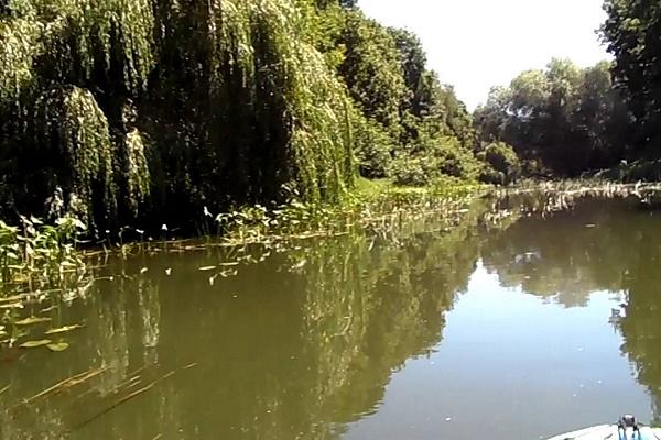 Тернополяни просять очистити річку Серет у парку «Топільче»