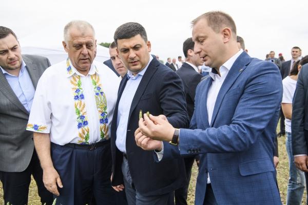 Глава Уряду на Тернопільщині: Я є абсолютним лобістом малих і середніх фермерських господарств