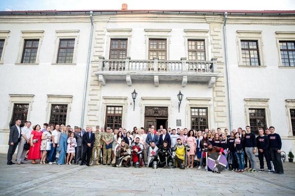У ТНЕУ відбувся восьмий випуск учасників проекту «Україна – Норвегія» (Фото)