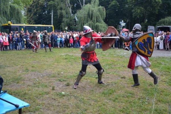Свято замку-2018 в Теребовлі (Фото, Відео)