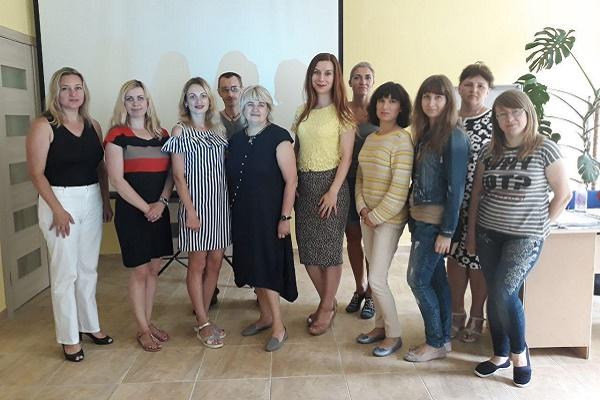У Тернополі відбувся семінар на тему «Незалежне життя: ресурси та послуги для сімей, які виховують дітей та молодь з інвалідністю»