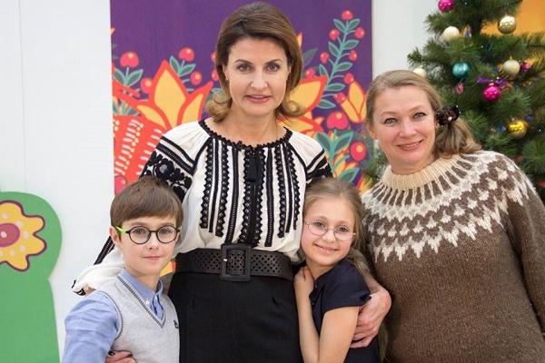 Перша леді України відвідає печеру Кришталеву та зустрінеться зі школярами, які її запросили