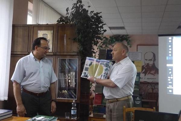 У Заліщиках презентували «Енциклопедію Української діяспори»