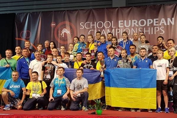 Тернополянка зайняла 5 місце на Чемпіонаті Європи зі спортивної боротьби
