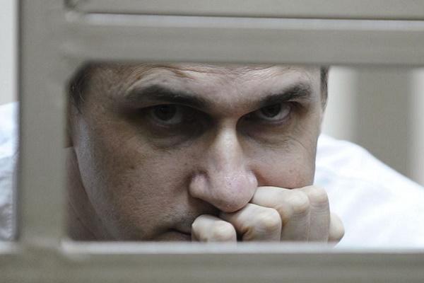 24 червня тернополянам просто неба покажуть фільм «Процес. Російська держава проти Олега Сенцова»