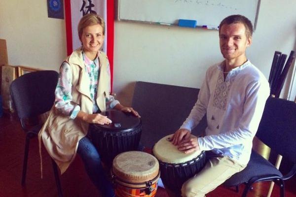 Життя це ритм і його потрібно грати правильно, - тернополянин Тарас Шпачук (Фото, відео)