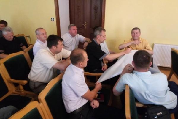 На Тернопільщині священики боротимуться з корупцією