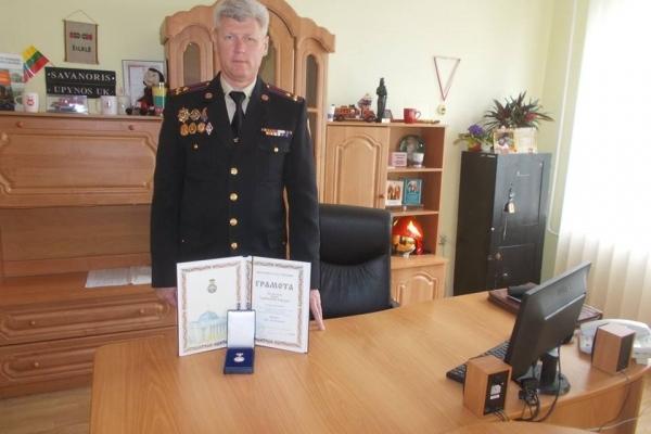 Голова Верховної Ради України нагородив посадовця з Тернопільщини (Фото)