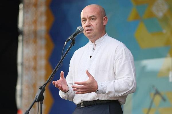 Міський голова Тернополя привітав тернополян та гостей міста з початком фестивалю «Файне місто»