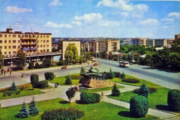 «Зелений» Тернопіль зразка 1980 року