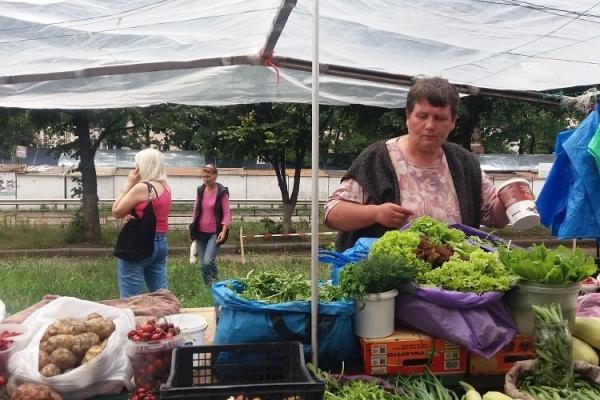 На ринках у Тернополі подешевшали деякі продукти (Фото)