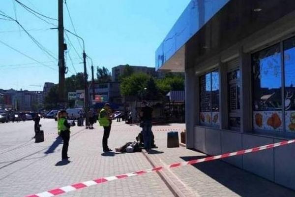 На Тернопільському автовокзалі шукали вибухівку
