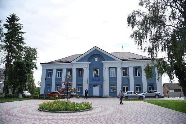 У Золотниківській громаді готуються до відкриття поліцейської станції (Фото)