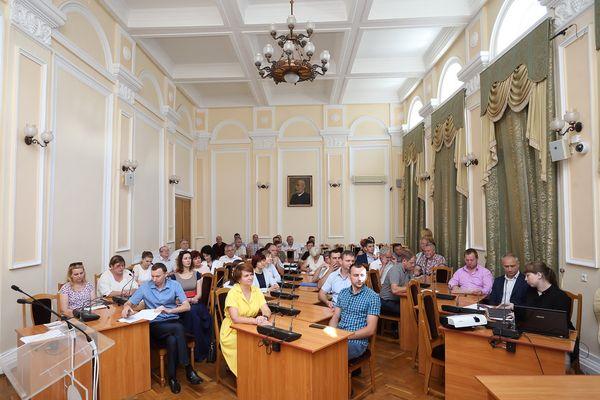 Делегація Івано-Франківської міської ради відвідала Тернопіль