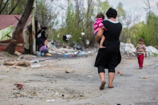 Поліцейські встановили головного підозрюваного в погромі табору ромів у Тернополі