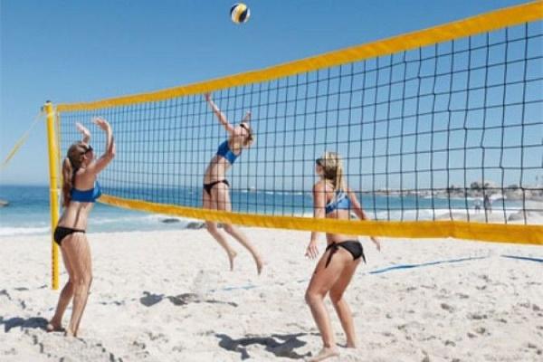 На «Циганку» запрошують пограти в пляжний волейбол