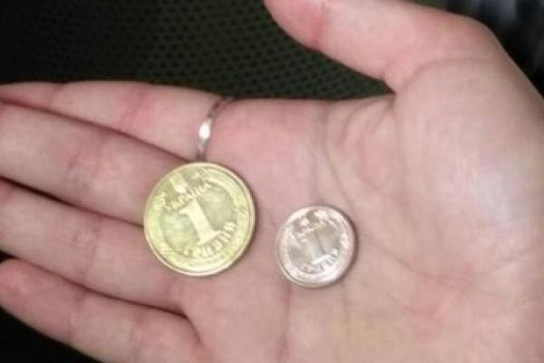 У Тернополі в маршрутці пенсіонерка злякалася металевої гривні