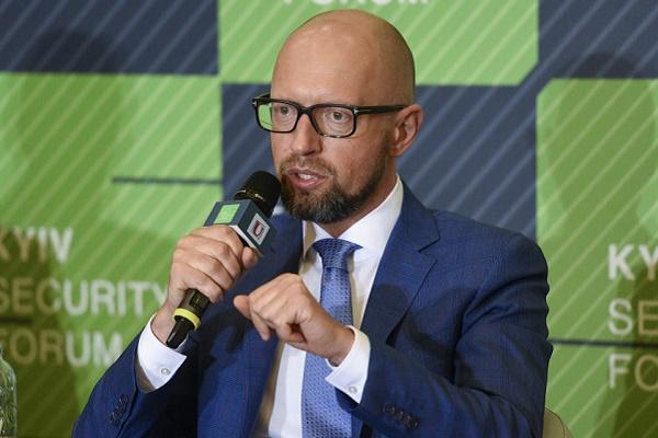 Арсеній Яценюк: Україна потрібна НАТО, як і Альянс потрібен Україні (Відео)