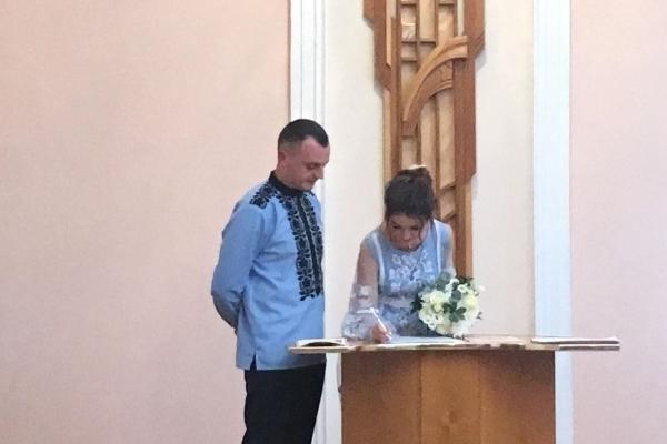 Одружився завидний тернопільський наречений – депутат Павло Бич (Фото, відео)