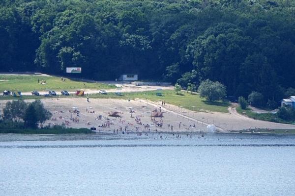 Які несподівані наслідки можуть бути після купання у Тернопільському озері? (Відео)