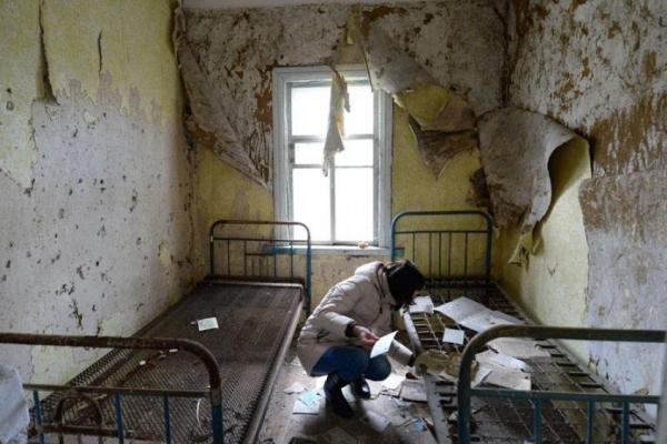 У Чорнобилі зґвалтували іноземну блогерку