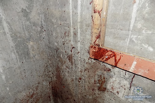 Жахливе вбивство у Петриках: місцевий зарубав тернополянина через гроші (Відео)