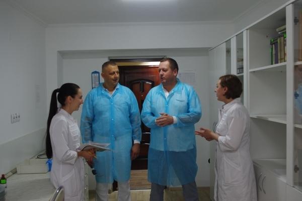У Тернополі запрацювала оновлена Тернопільська обласна фітосанітарна лабораторія