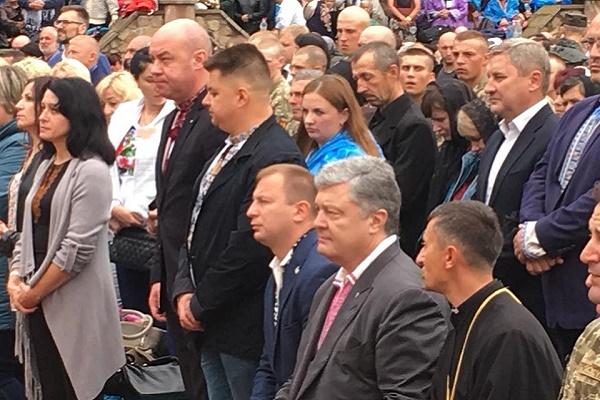 Сергій Надал: Традиція, єдність та спільна праця - основи сильної України