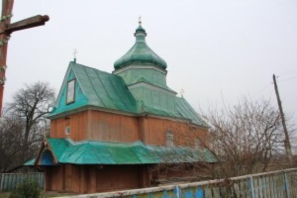 На Тернопільщині є церква, в якій молився Іван Франко