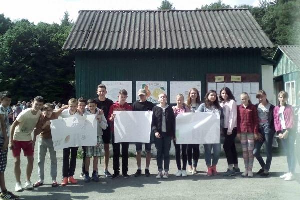 Понад 100 дітей у таборі «Сокіл» на Тернопільщині спробували обрати майбутній фах