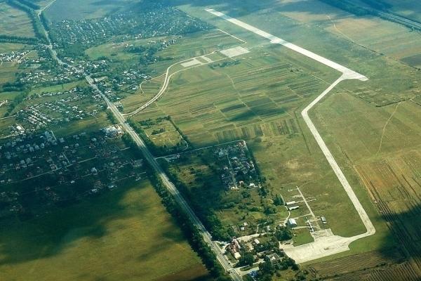 Тернопільське летовище обгородять парканом за 2 мільйони (Відео)