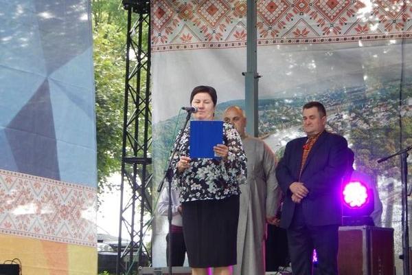 У Заліщиках на Тернопільщині яскраво і незвично відзначили День міста