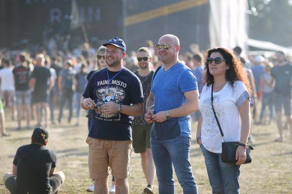 Очільник Тернополя Сергій Надал відвідав музичний фестиваль «Файне Місто» (Фото)