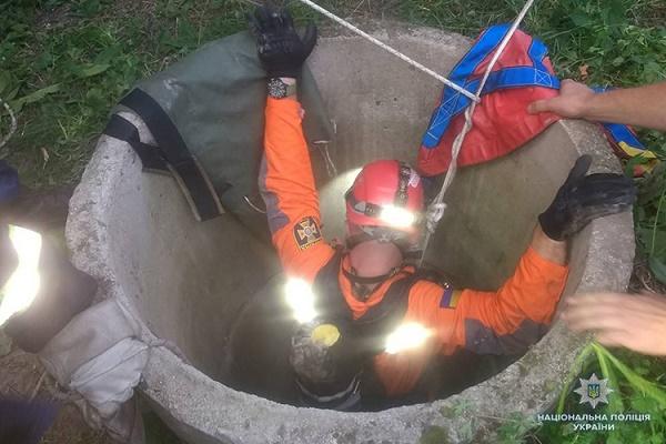 На Шумщині в колодязі знайшли тіло чоловіка