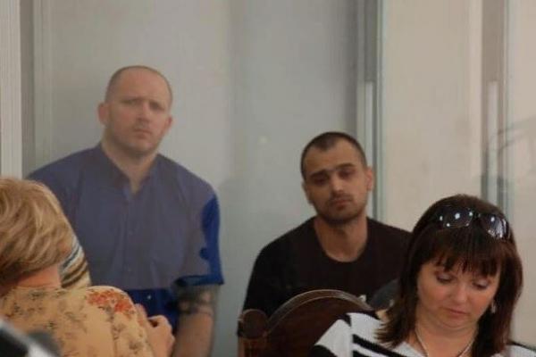 Організатор вбивства Віталія Ващенка показав татуювання