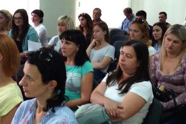 У Тернополі пройшов міні-ярмарок вакансій для бажаючих працювати менеджерами