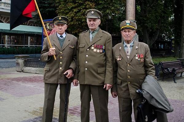 Як в Теребовлі  здавали  та зраджували спадок героїчних предків – повстанців ОУН – УПА