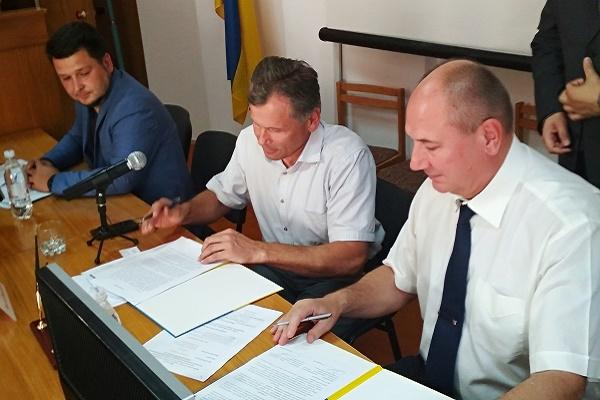 Тернопільською ОДА та ПриватБанком підписано меморандум співпраці, що значно розширить можливості аграріїв Тернопільщини