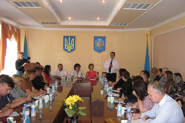 У Чорткові відбулася презентація проекту «Міжнародна освітня соціальна програма IESP Україна-США»