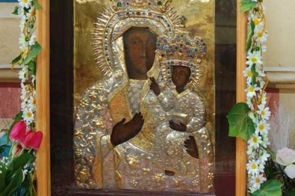 На Тернопільщині 28 липня відбудеться проща до Улашківської чудотворної ікони Матері Божої